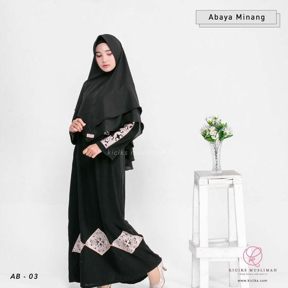 Abaya Minang