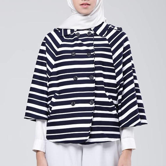 Bolero Stripe Jamie by Zahra Signature