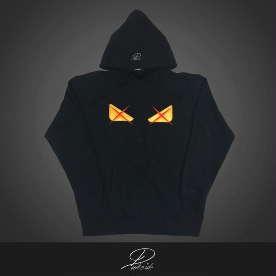 【闇黒忍者 】~heavy weight hoodie~
