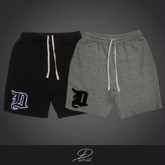 "【Symbolic ""D""】 ~sweat half shorts~"