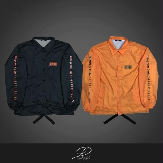 【SECRET CODE】 ~coach jacket~