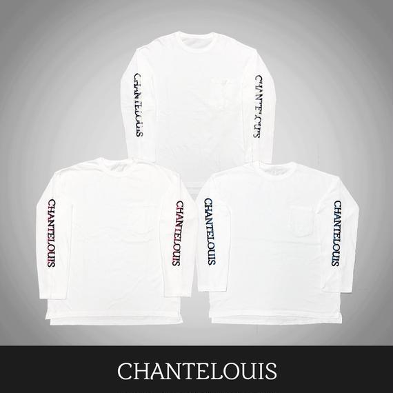 販売終了!【CHANTELOUIS】 ~Pocket Long Sleeve~