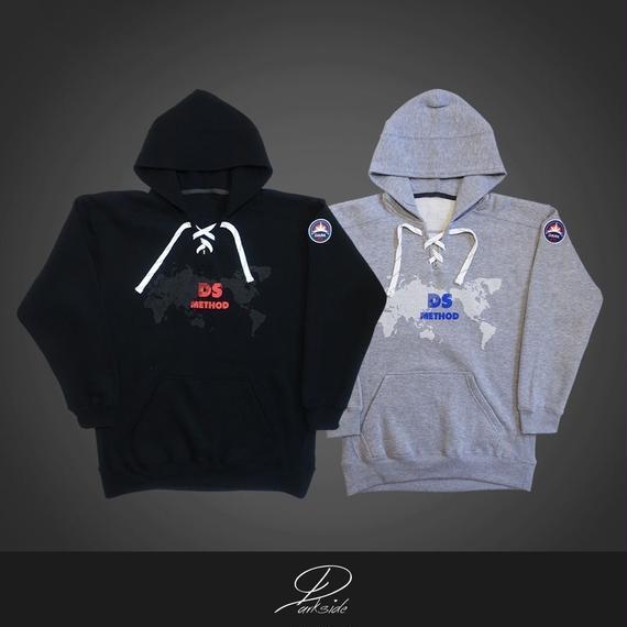 【METHOD 】~sport lace hoodie~