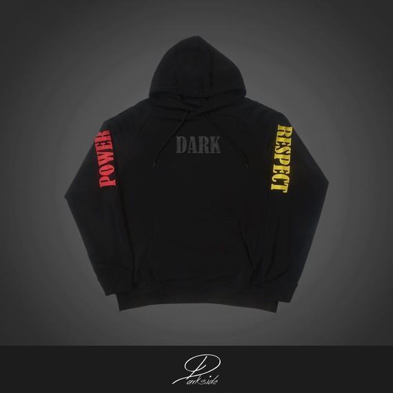 "DARK POWER RESPECT ~""DPR"" logo hoodie~"
