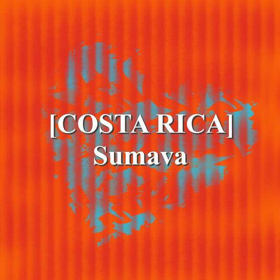 [COSTA RICA] Sumava Natural  (100g)