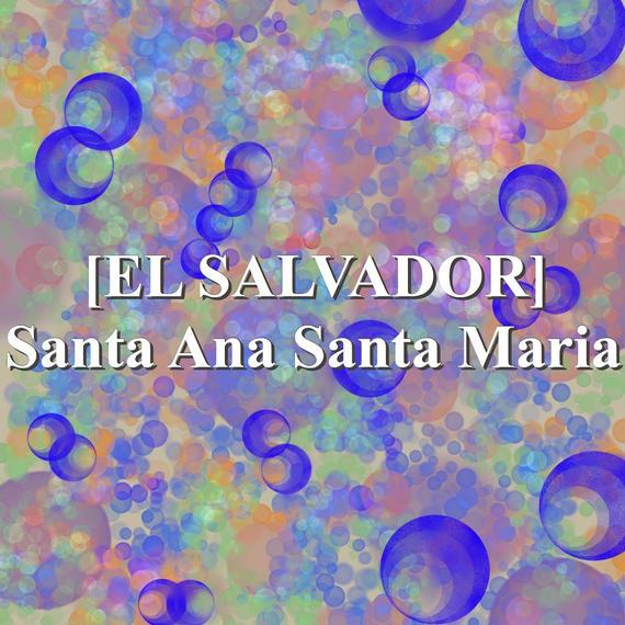 [EL SALVADOR] Santa Ana Santa Maria  (100g)