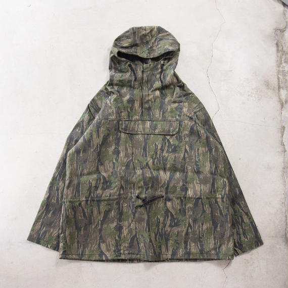 NOS US ARMY Cotton Anorak Parka デッドストック リアルツリー L-R