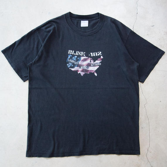 "90's BLINK 182 ""United We Stand"" Tour S/S T-shirts"