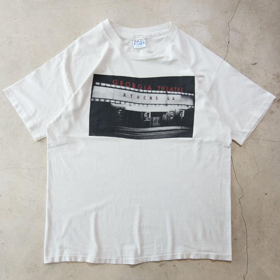 90's GEORGIA THEATRE S/S T-shirts ジョージアシアター