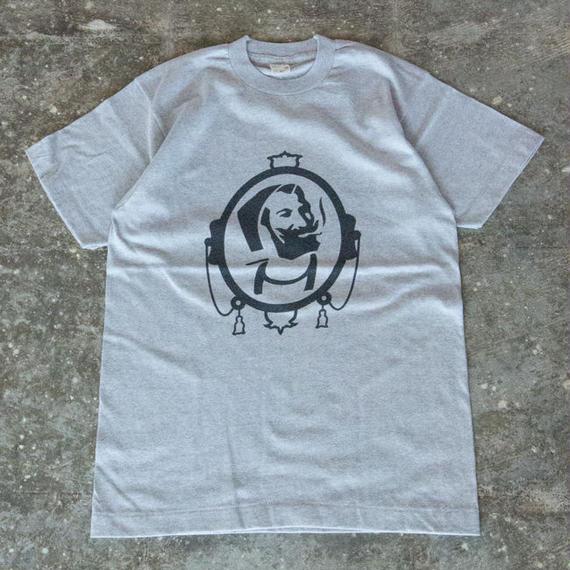 80's ZIG ZAG S/S T-shirts ジグザグ スペシャル 杢グレー