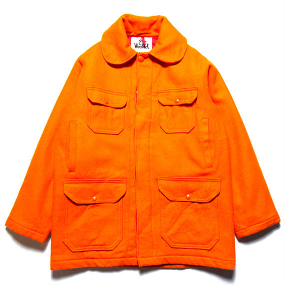 80's WOOLRICH Wool Macknaw Jacket