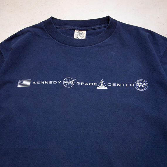 90's NASA S/S T-shirts COACH コーチ スペースコレクション