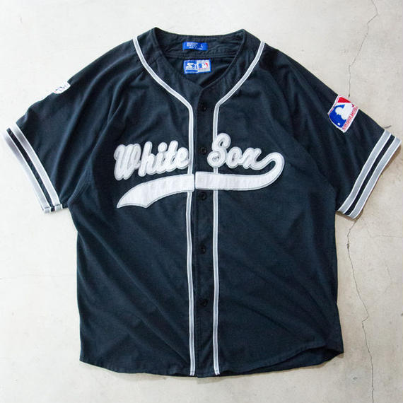 Chicago White Sox Base Ball Shirts シカゴホワイトソックス L
