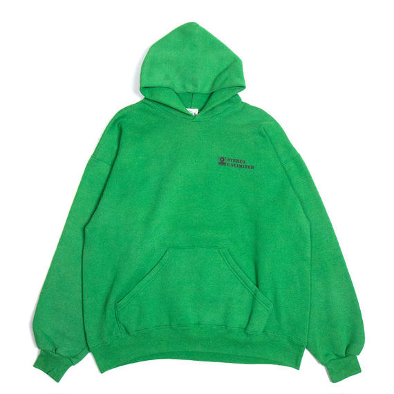 "90's Alien Workshop ""STEREO UNLIMITED"" Hoodie"