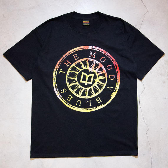 "NOS '95 Moody Blues ""Spring Casino Tour"" S/S T-shirts ムーディ・ブルース アバッキオ"