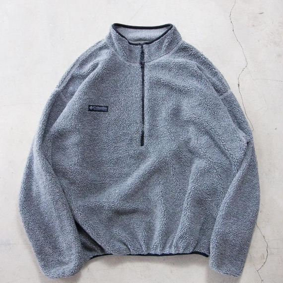 US 製 Columbia Deep Pile Pullover