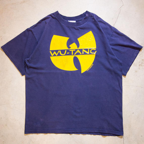 '97 Wu-Tang Clan WU WEAR S/S T-shirts ウータンクラン  ラップT