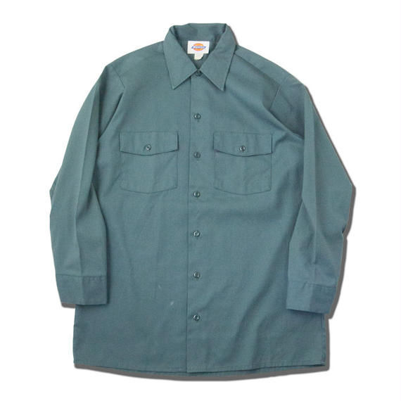 Vintage Dickies L/S Workshirts アメリカ製