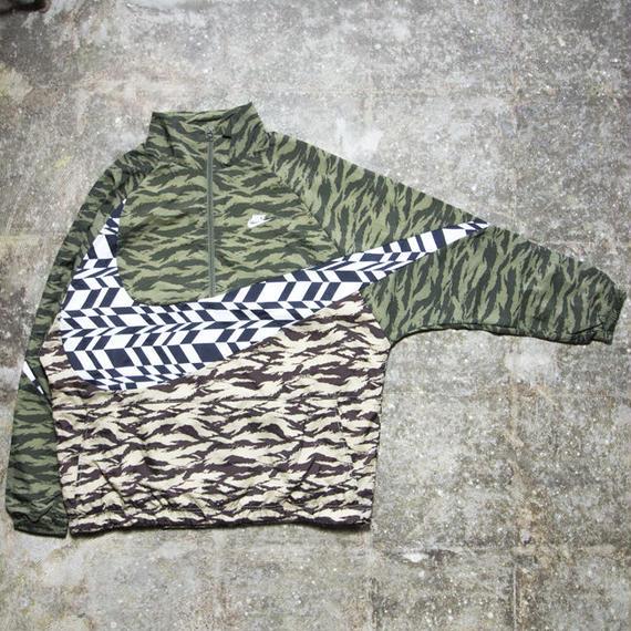 "NIKE Sportswear ""Swoosh Woven Camo"" ANRK Jacket 日本未発売"