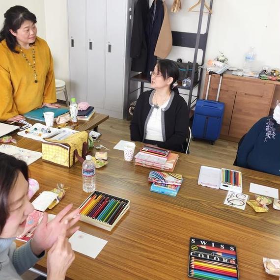 広島7/7(土)【亮子先生の色年表お茶会】