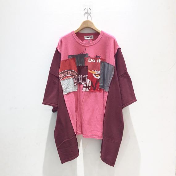 00○○ ワイドTシャツ / 1808-60