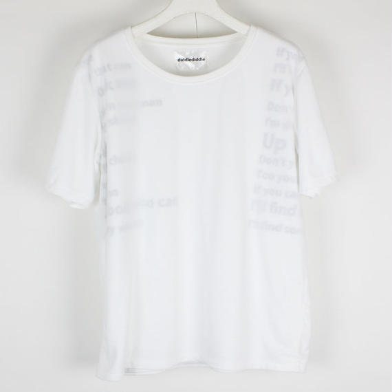 BRAH T-SHIRTS / 11 WHITE