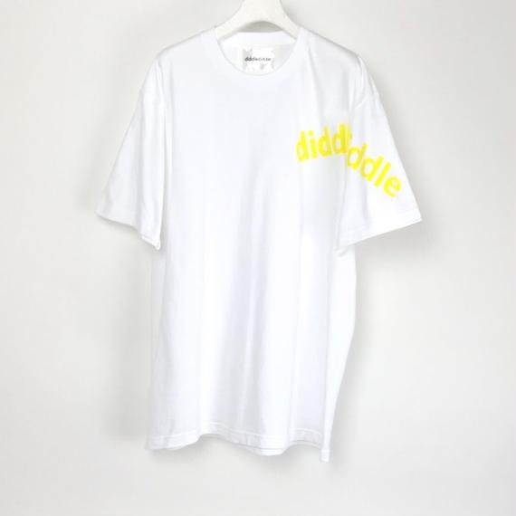 diddlediddle 39 Tシャツ/ TH180000-12 YELLOW