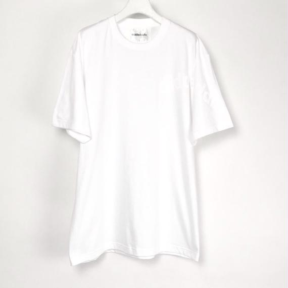 diddlediddle 39 Tシャツ/ TH180000-11 WHITE