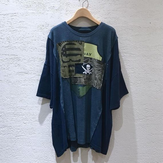 00○○ ワイドTシャツ / 1807-08