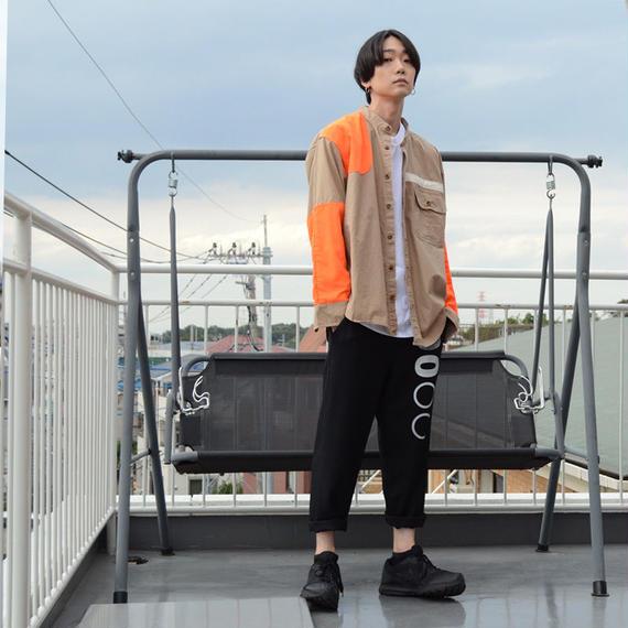 00○○ 切り替えシャツ / 1809-28