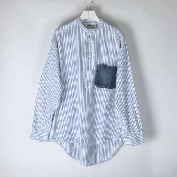 00○○ ポケットシャツ /  1810-64