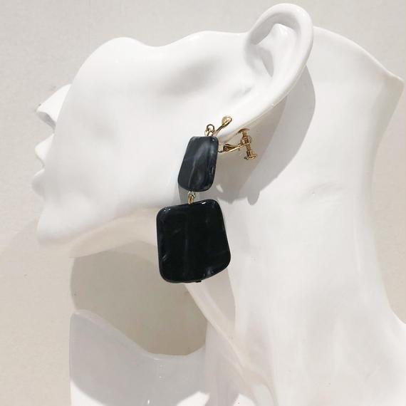 LINK earring  #303 (金属アレルギー対応) ※代引不可