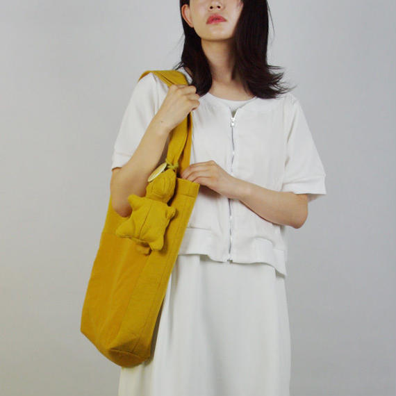 EVERY DAY TOTE BAG / 22 YELLOW