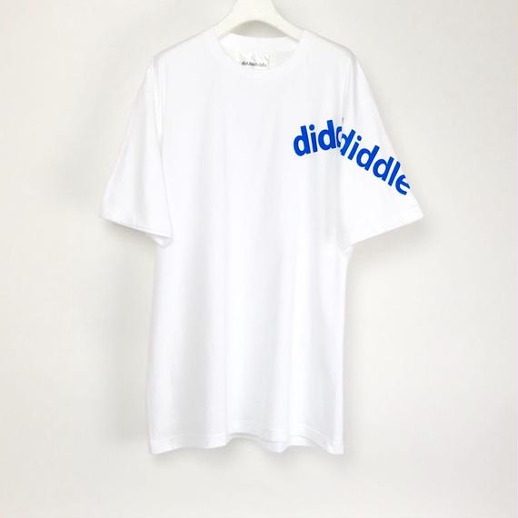 diddlediddle 39 Tシャツ/ TH180000-15 BLUE