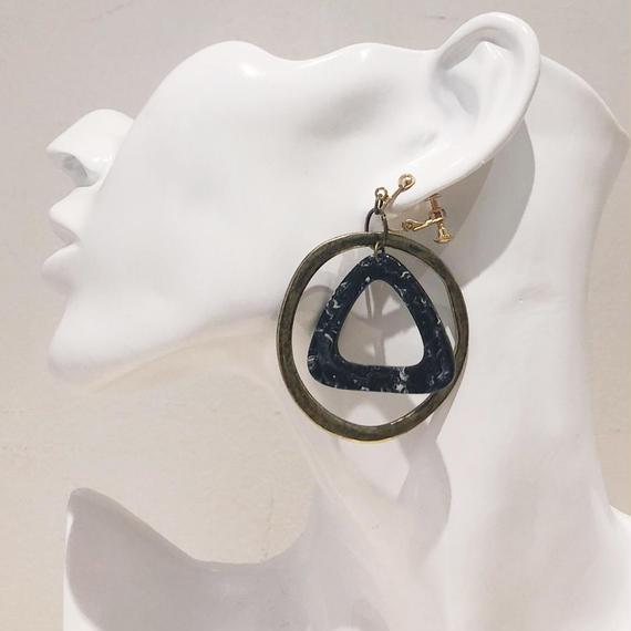 LINK earring #292(金属アレルギー対応) ※代引不可