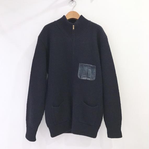 00○○ フルジップポケットニット / 1810-107