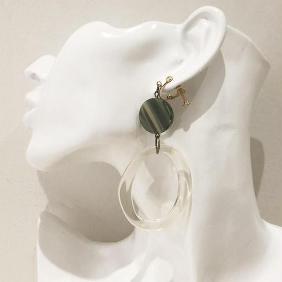 LINK earring #236 (金属アレルギー対応)  ※代引不可