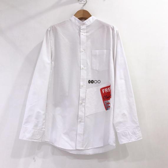 00○○ シンプルシャツ /  1811-16