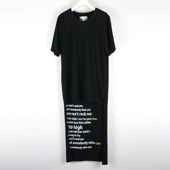 U T-SHIRTS / 99 BLACK
