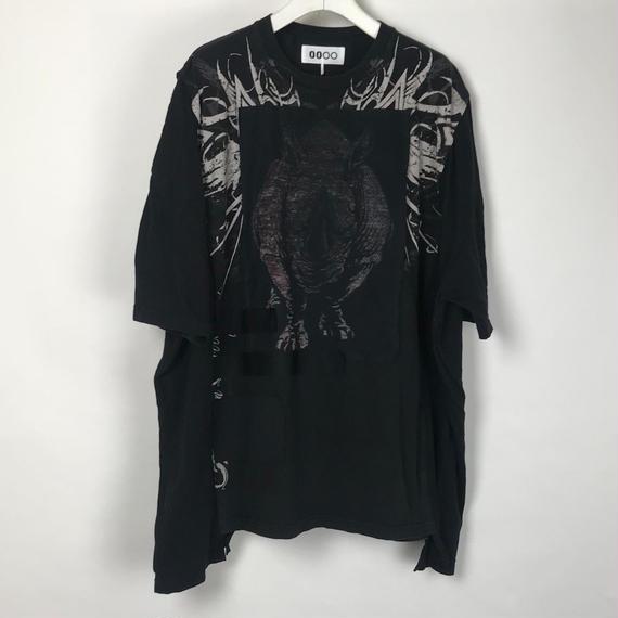 00○○ ワイドTシャツ / 1804-50