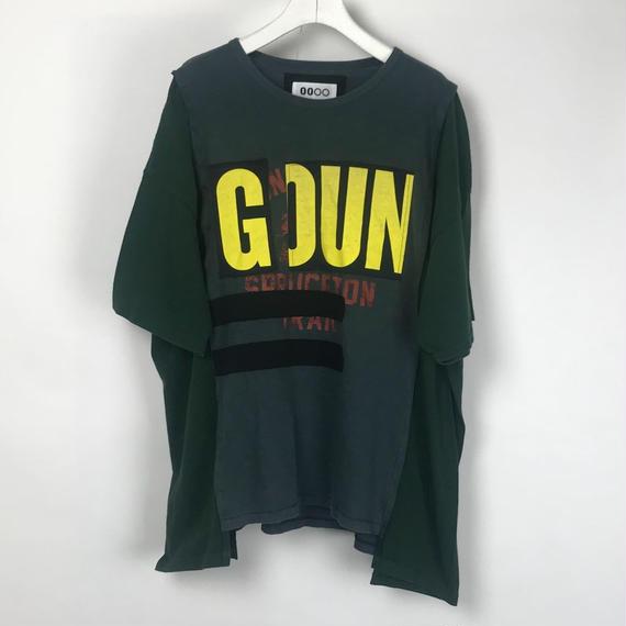 00○○ ワイドTシャツ / 1804-41