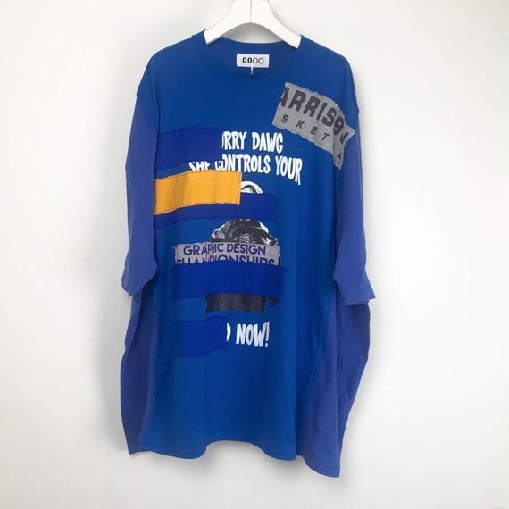 00○○ ワイドTシャツ / 1709-08