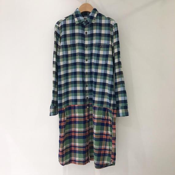 00○○ ロングシャツ / 1808-31