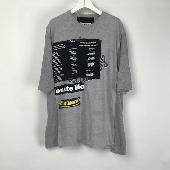 00○○ ワイドTシャツ / 1804-57