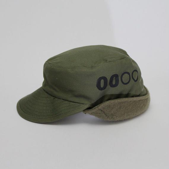 00○○ ミリタリーキャップ / CP001611-0 / KAHKI