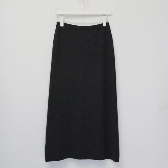 00○○ ロングスカート / SK001611-03 / BLACK