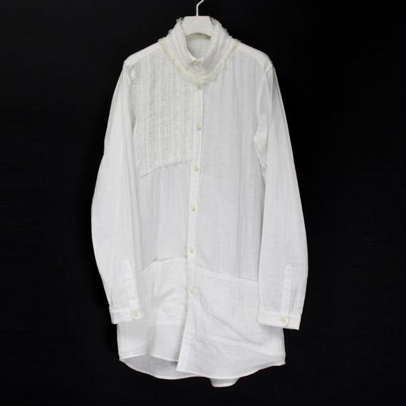 LACE SHIRTS / 11 WHITE