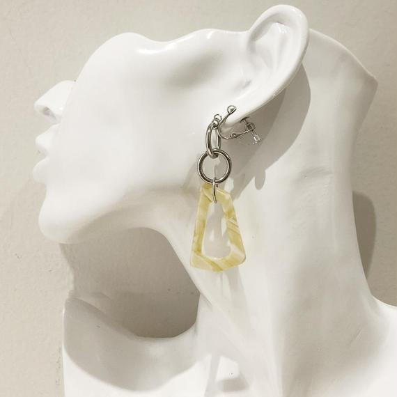 LINK earring #222  ※代引不可