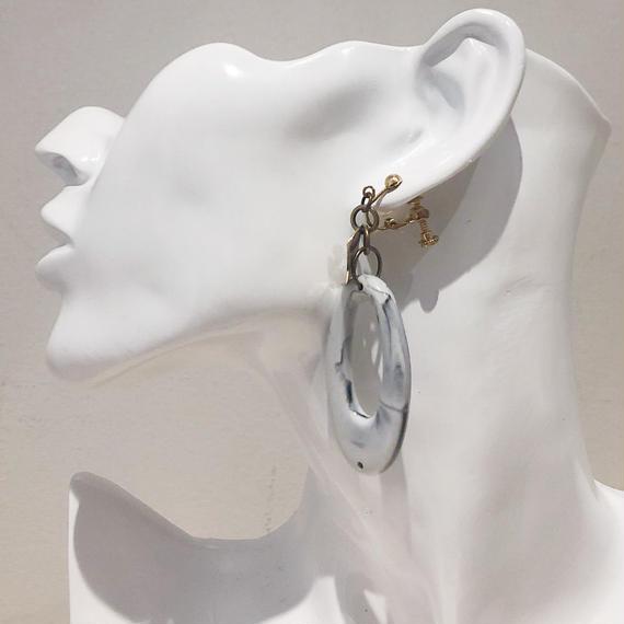LINK earring #296(金属アレルギー対応) ※代引不可
