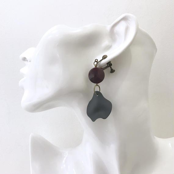 LINK earring #216  ※代引不可